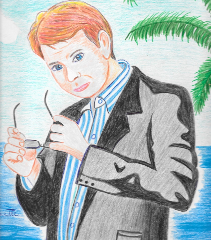 David Caruso by Jeanette